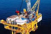 陆地、海上石油钻探
